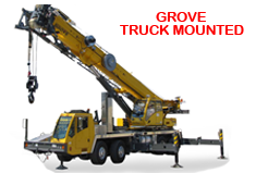 Grove Truck Mounted
