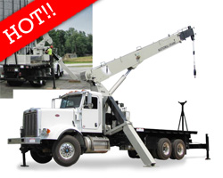 NEW National Crane 9125A
